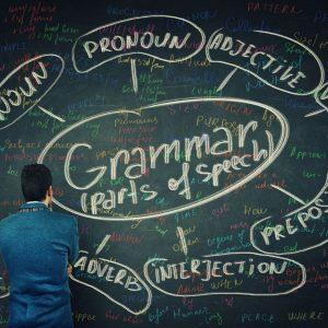 דקדוק באנגלית